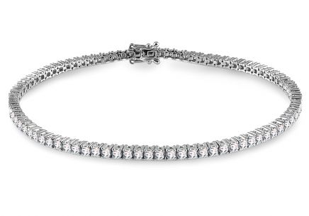 Luxuriöses Diamantarmband Roial