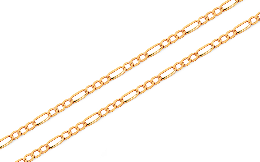 Damen Goldkette FIGARO 1,8 mm - IZ4906