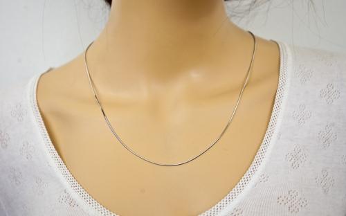 Damen Silberkette Snake, für Damen (IS232)   gSchmuck.at f39424df21