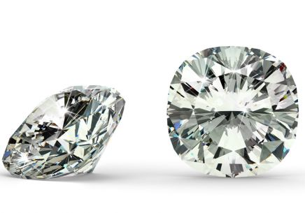 VS1 G 1.02 ct Diamant Zertifikat GIA Schliff Cushion