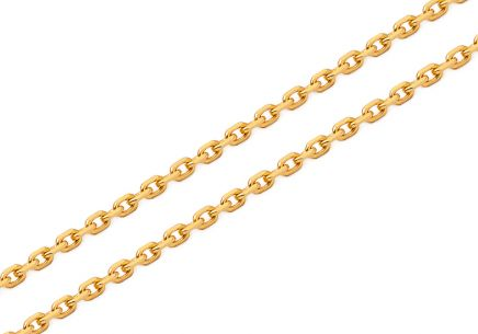 Anker Goldkette 2 mm
