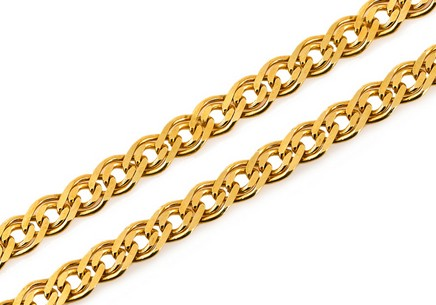 Goldkette Nonna 2 mm