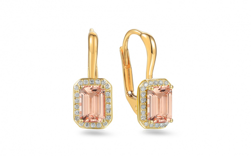 Diamantschmuck - Morganite