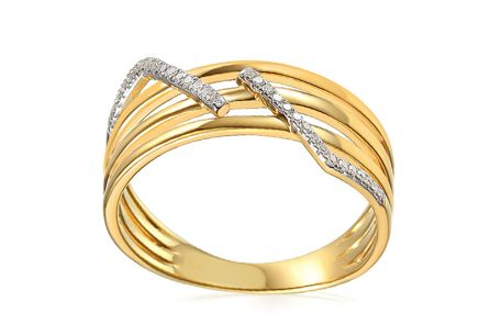 Brillant Ring 0,070 ct